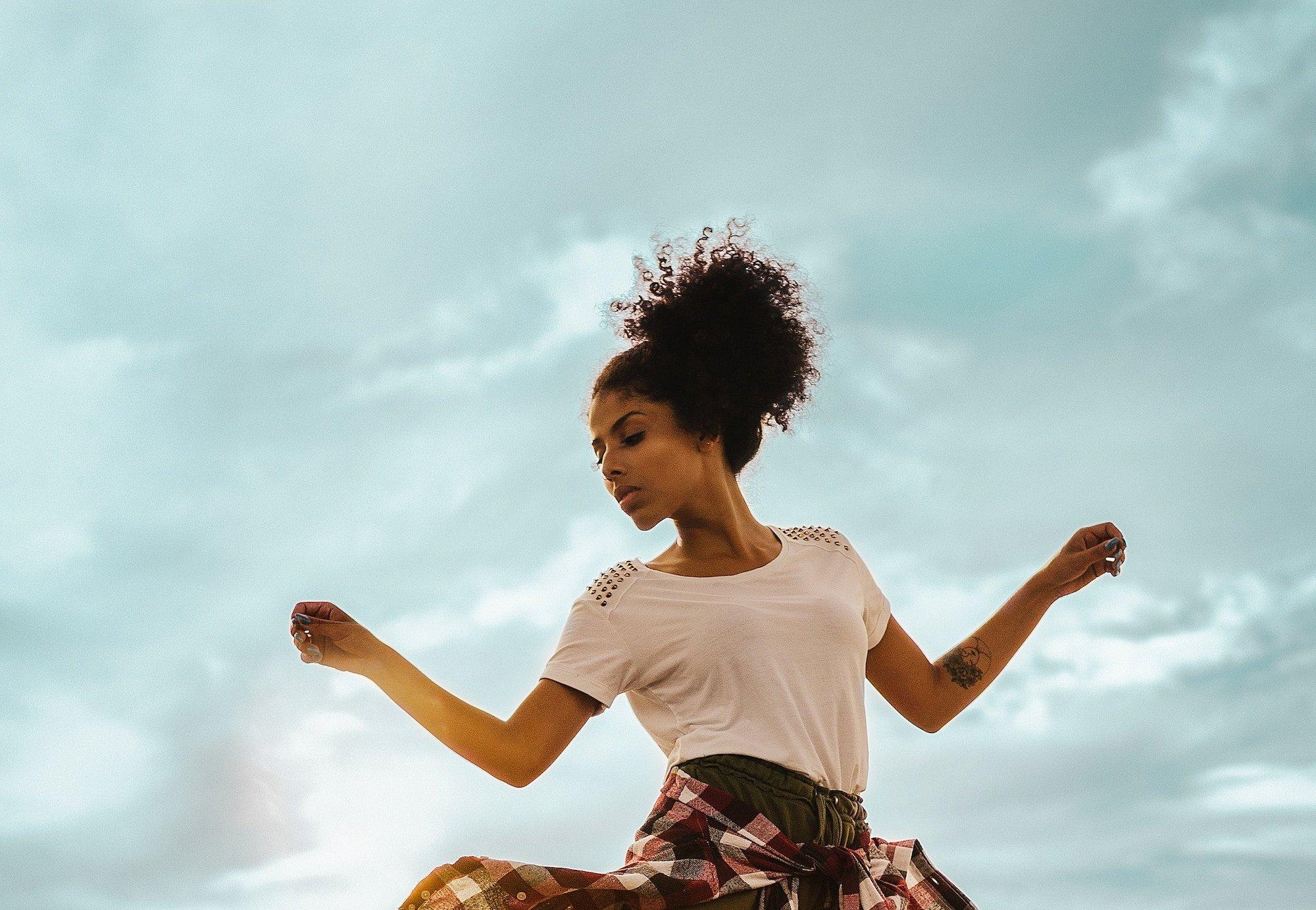 Kundalini Dance: Release Stuck Energy + Awaken Your Senses