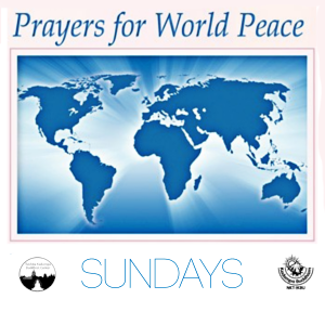 Prayers for World Peace: Weekly Meditation at Tushita Kadampa