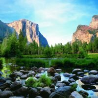 Yoga and Meditation Yosemite Retreat with Christine Pitko // Head + Heart
