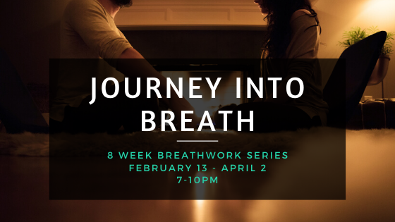 Journey into Breath - 8 Week Series