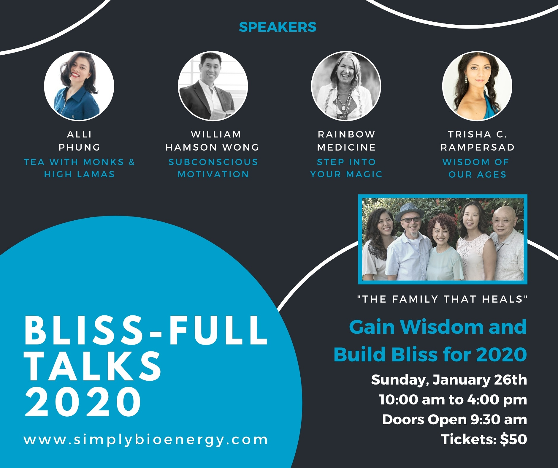 Bliss-Full Talks 2029