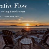 Yoga, writing & surf retreat for women in Tofino