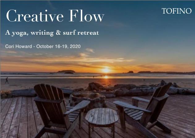 Yoga, writing & surf retreat for women in Tofino
