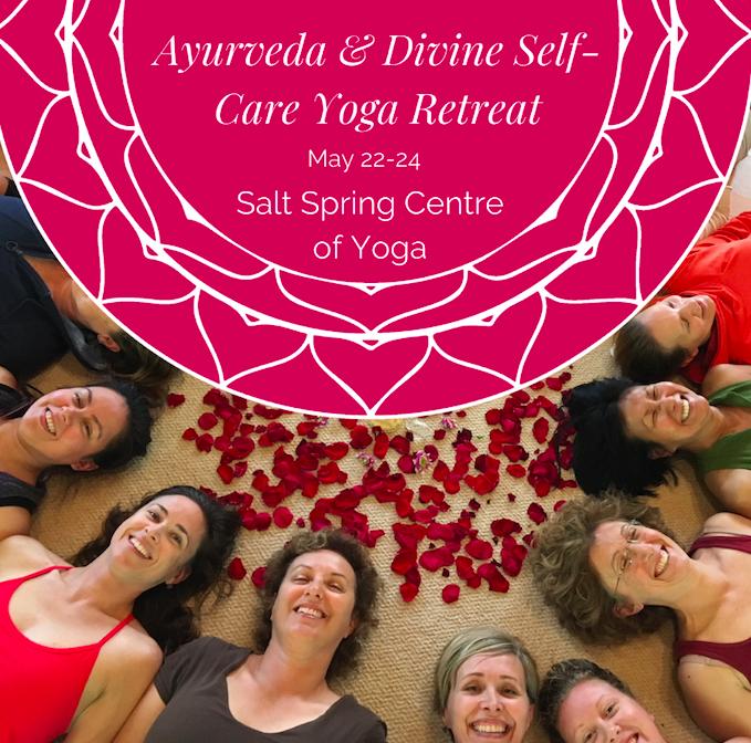 Ayurveda Divine Self Care Yoga Retreat Head Heart