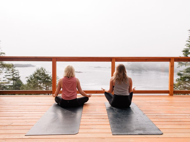 Truly Unique BC Yoga Retreats for All Budgets // Head + Heart