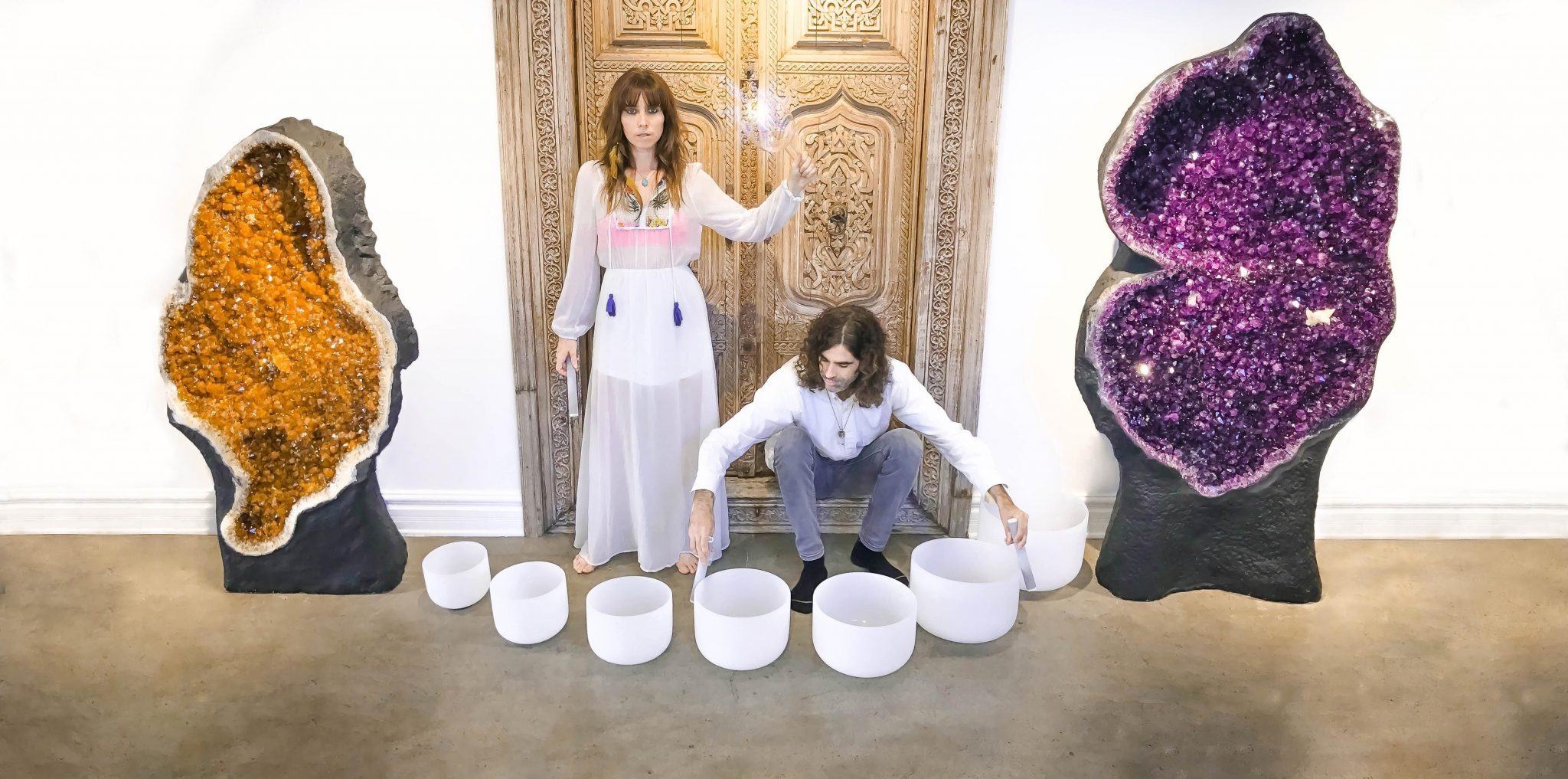 Dynasty Electrik Crystal Sound Bath // Head + Heart: Spiritual + Wellness Events