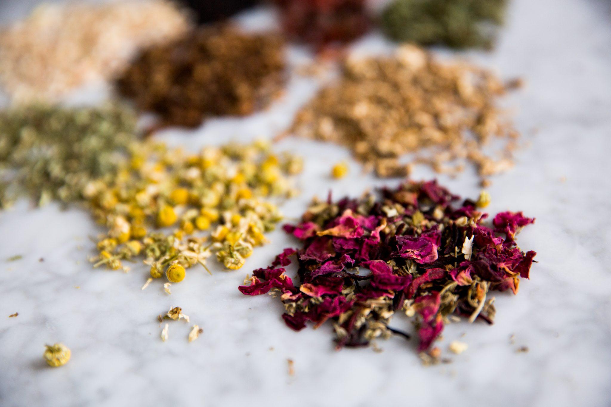 Building Your Herbal Medicine Cabinet Head Heart