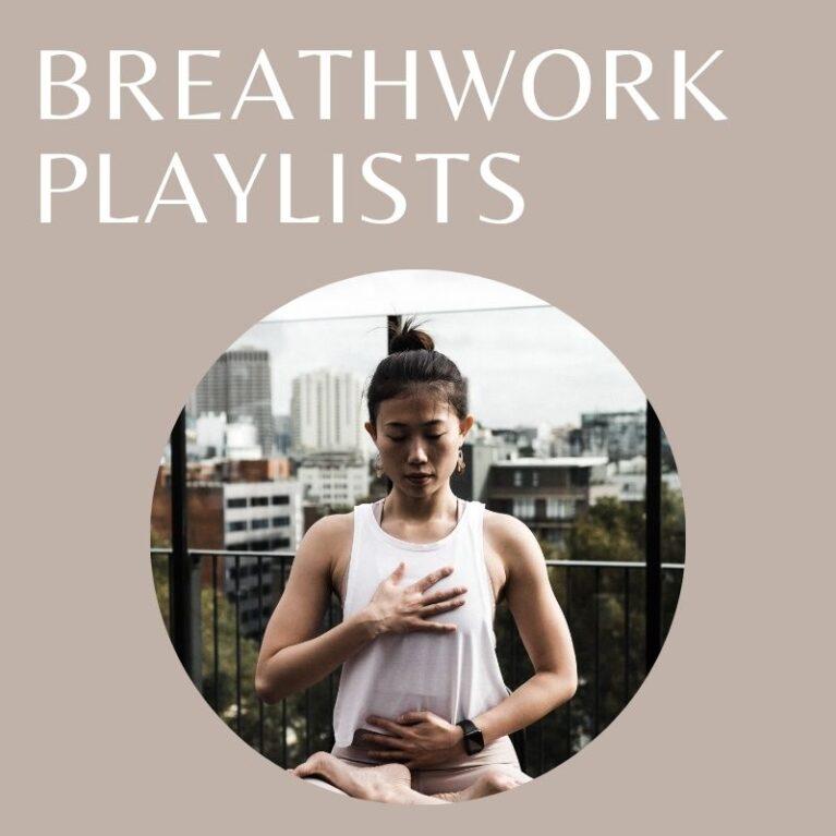 Breathwork Playlists