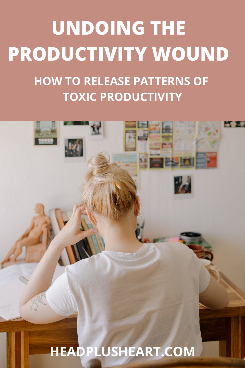 Many of us carry wounding of toxic productivity. Do you have the productivity wound? Here are some practices to undo conditioning.